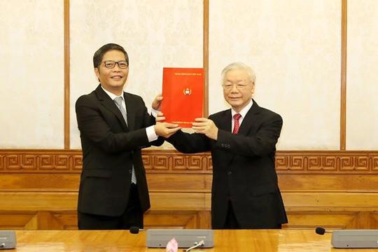 Phân công đồng chí Trần Tuấn Anh làm Trưởng ban Kinh tế Trung ương
