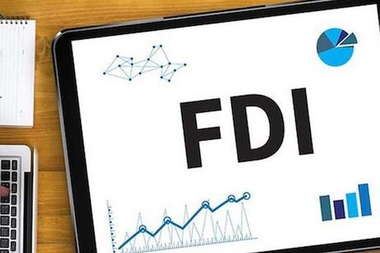 Tháng 1/2021, vốn FDI vào Việt Nam tăng mạnh