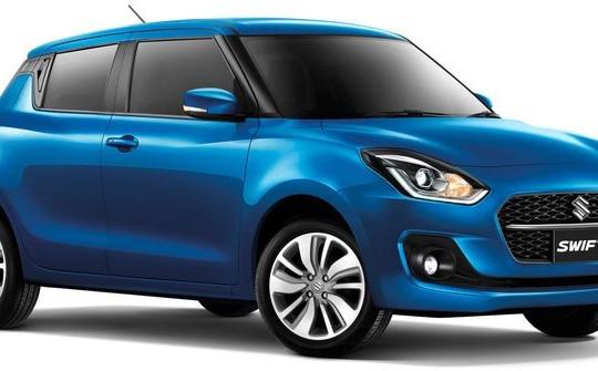 Suzuki Swift 2021 ra mắt tại thị trường Thái Lan, có giá từ 18.568 USD