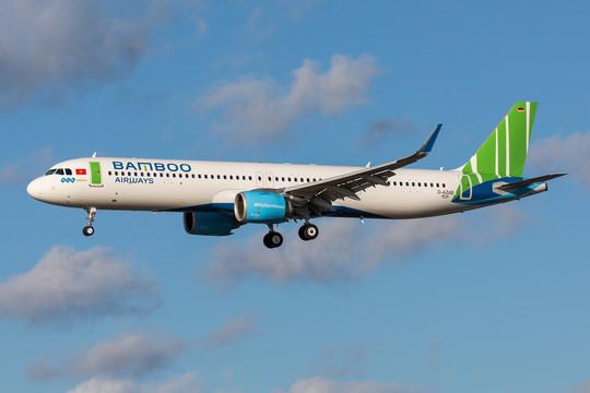 Bamboo Airways đón máy bay A321NEO ACF mới xuất xưởng, là hãng hiếm hoi mở rộng đội bay giữa dịch bệnh