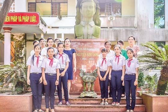 Ký ức không quên về Anh hùng Lực lượng vũ trang Nguyễn Kim Vang