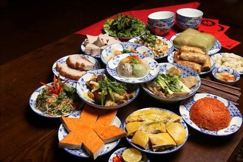 Tinh hoa ẩm thực Tết cổ truyền Việt Nam