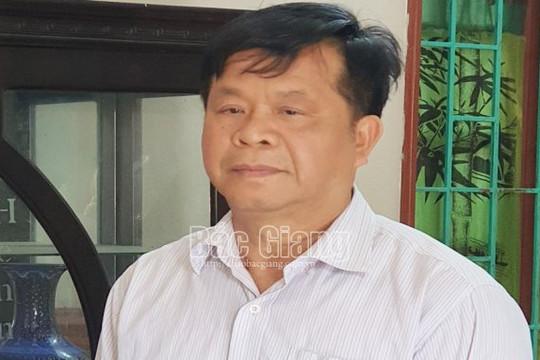 Nguyên Chủ tịch UBND xã Xương Lâm lừa đảo chiếm đoạt tài sản