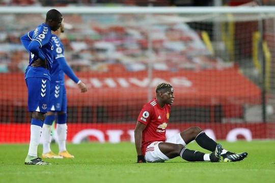 Paul Pogba gặp chấn thương trong thời điểm quan trọng của MU