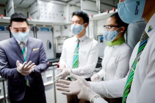 Mạng lưới đối tác của Bamboo Airways tại Tân Sơn Nhất vẫn an toàn trước Covid-19