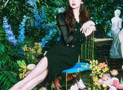 Song Hye Kyo giảm cân đẹp khác lạ trong bộ ảnh mới