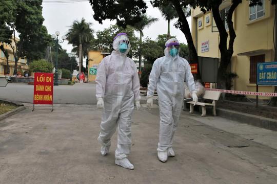 13 ngày lập 30 khu cách ly tại ổ dịch TP Chí Linh