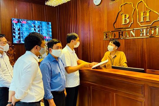 Các cơ sở kinh doanh, dịch vụ hoạt động trở lại tại Quảng Ninh