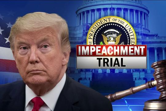 Tin vắn thế giới ngày 10/2: Thượng viện Mỹ nhất trí tiếp tục tiến trình luận tội cựu Tổng thống Trump