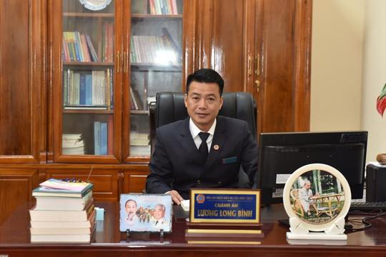 TAND huyện Mộc Châu giữ vững cán cân công lý vùng biên