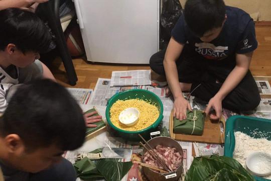Du học sinh Việt Nam ở nước ngoài đón Tết như thế nào?