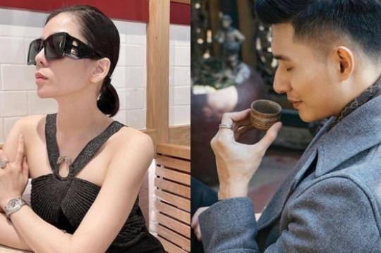 """Lệ Quyên và Lâm Bảo Châu tung """"thính"""" đúng 0h ngày Valentine"""