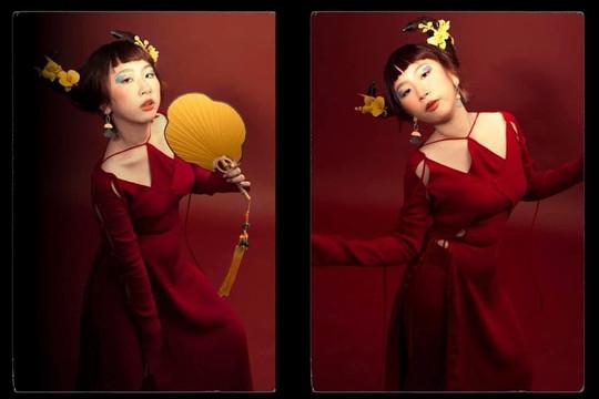 Trang Hý tung bộ ảnh đón Tết Tân Sửu khiến dân tình cười nghiêng ngả