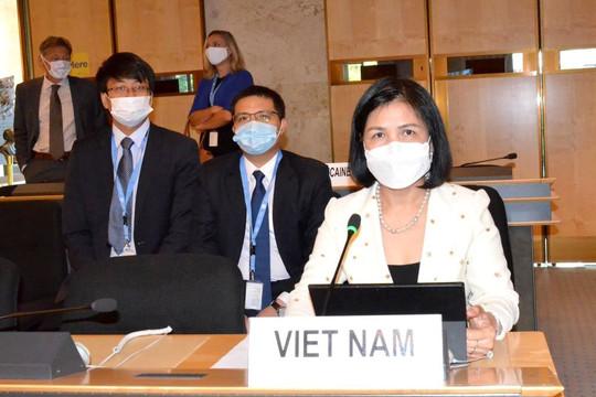 Việt Nam kêu gọi cộng đồng quốc tế hỗ trợ tiến trình chuyển tiếp dân chủ tại Myanmar