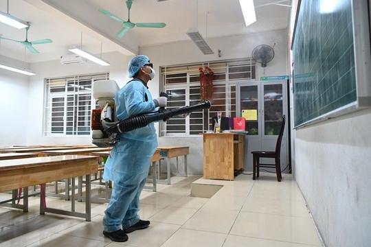 Hơn 2 triệu học sinh Hà Nội nghỉ học đến hết tháng 2
