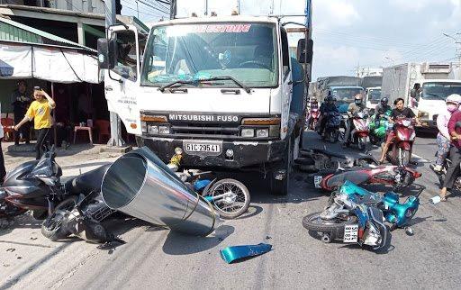 Tai nạn giao thông giảm mạnh trong 5 ngày Tết Tân Sửu