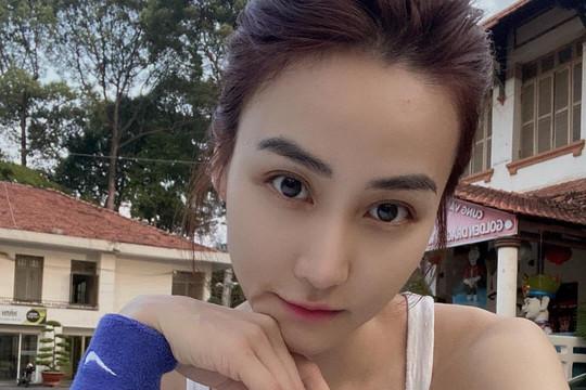 Ngân Khánh chia sẻ hình ảnh cùng ông xã trên trang cá nhân khiến cộng đồng mạng xôn xao