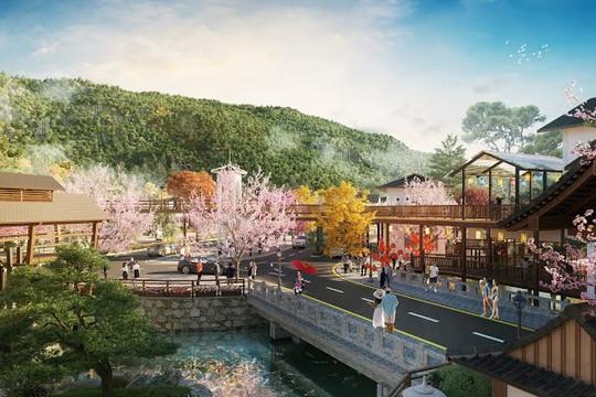 """Vén màn bí mật về nguồn khoáng nóng của biệt thự """"triệu đô"""" Sun Onsen Village – Limited Edition"""
