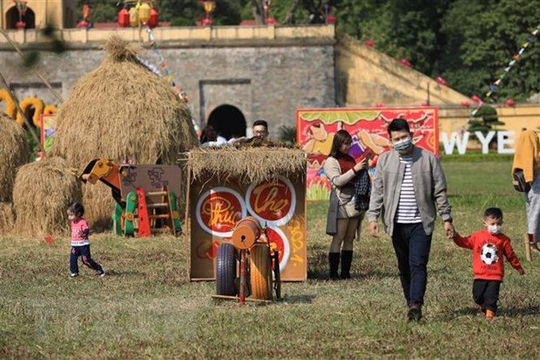 Hà Nội đón khoảng 122.000 lượt khách trong dịp Tết Nguyên đán