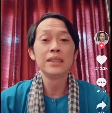 NSƯT Hoài Linh lập TikTok chưa đầy 24h đã sở hữu lượt follow khủng