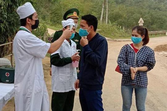 Thanh Hóa xử phạt nghiêm người dân không đeo khẩu trang nơi công cộng