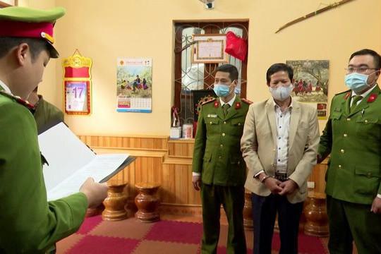 Cảnh cáo Giám đốc Sở Y tế tỉnh Sơn La