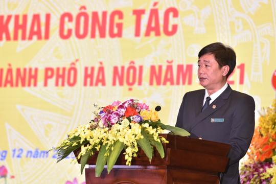 """Kinh nghiệm """"vàng"""" để xét xử thành công những vụ án được dư luận quan tâm của TAND TP Hà Nội"""