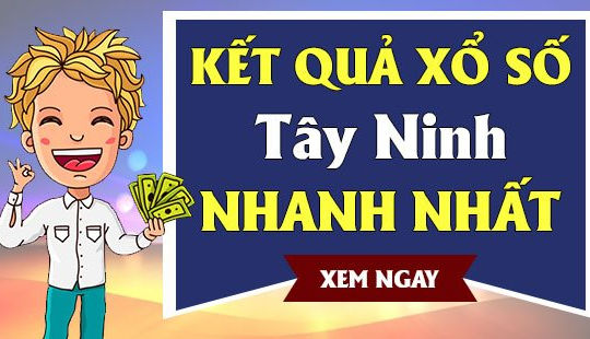 XSTN 25-2 - KQXSTN 25-2 - Kết quả xổ số Tây Ninh ngày 25 tháng 2 năm 2021