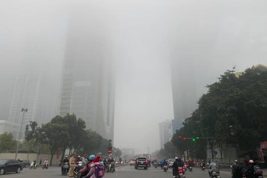 Bắc Bộ tiếp tục duy trì trạng thái thời tiết có mưa phùn, sương mù