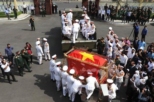 Cử hành trọng thể Lễ truy điệu nguyên Phó Thủ tướng Trương Vĩnh Trọng