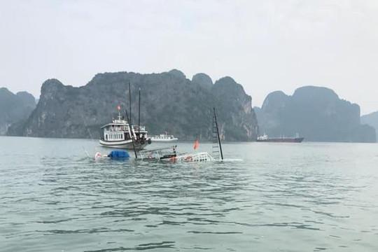 Đi đánh cá, hai vợ chồng chết trên biển