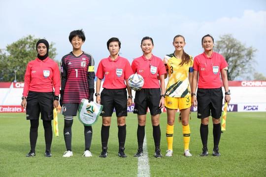 FIFA chọn 2 trọng tài Việt Nam cho VCK World Cup nữ 2023