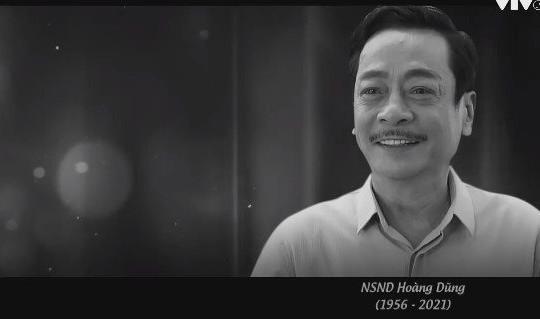 Những hình ảnh xúc động của NSND Hoàng Dũng trong bộ phim truyền hình cuối cùng