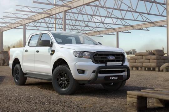 Ford ra mắt Ranger Tradie 2021 tại thị trường Úc