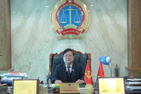 """Chánh án Phạm Minh Tuyên - """"Thuyền trưởng"""" tài ba của TAND tỉnh Bắc Ninh"""