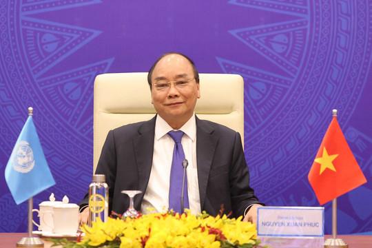 Thủ tướng: Việt Nam chủ động thích ứng hiệu quả với biến đổi khí hậu