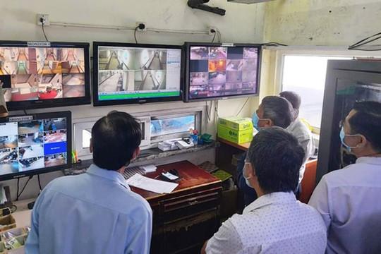 TP.HCM lắp camera giám sát tại các khu cách ly phòng dịch Covid-19