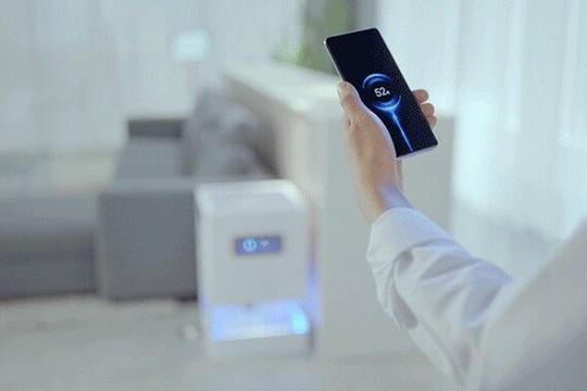 Oppo ra công nghệ sạc qua không khí