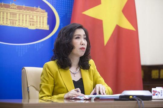 Việt Nam đang trao đổi có thể nối lại các đường bay thương mại