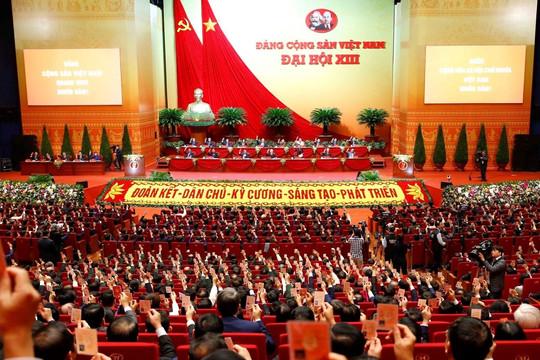 Nghị quyết Đại hội XIII: Các chỉ tiêu chủ yếu về kinh tế - xã hội và định hướng lớn phát triển đất nước