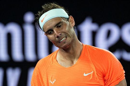 Nadal bỏ giải Rotterdam mở rộng vì chấn thương