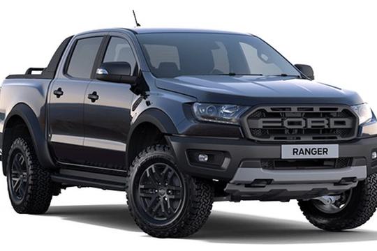 Ford Ranger sẽ có phiên bản hybrid sạc điện