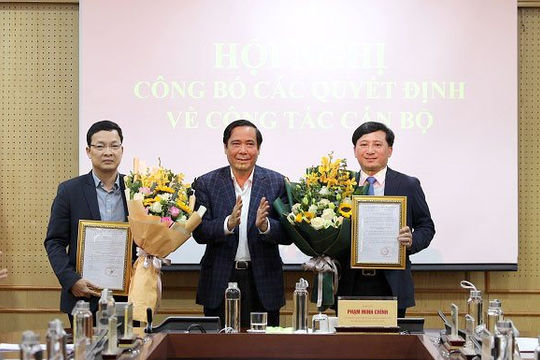 Đồng chí Hoàng Trọng Hưng được điều động về Ủy ban Kiểm tra Trung ương