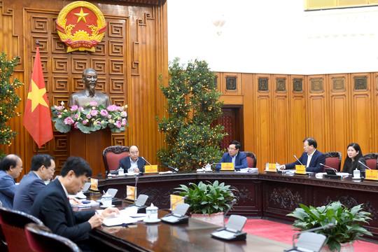 Thủ tướng cho ý kiến về quy chế xử lý nợ bị rủi ro tại NHCSXH và quy chế tài chính của PVN