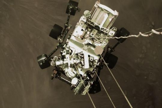 NASA công bố hình ảnh Hỏa tinh mới nhất chụp từ tàu thăm dò