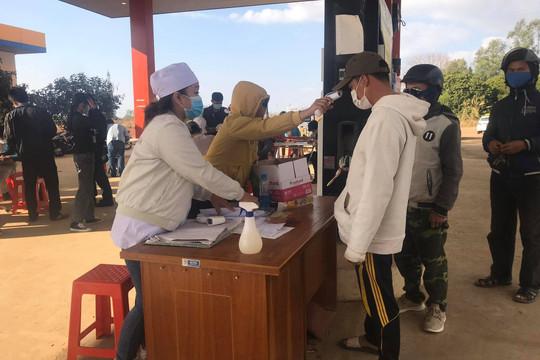 Truy tìm 2 đối tượng trốn khỏi khu cách ly ở Kon Tum