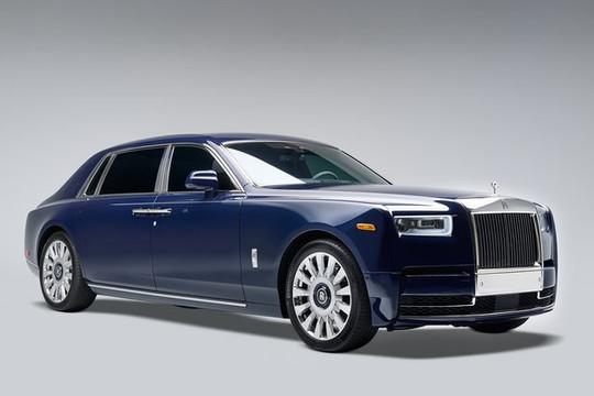 Khám phá Rolls-Royce Phantom Koa – xe siêu sang dùng gỗ mềm như nhung
