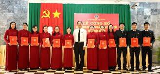 Sự trưởng thành vượt bậc của đội ngũ nữ cán bộ, Thẩm phán TAND