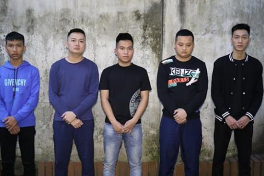 Điều tra vụ 2 nhóm dùng hung khí hỗn chiến trong đêm