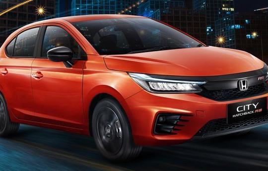 Honda City Hatchback ra mắt tại Indonesia